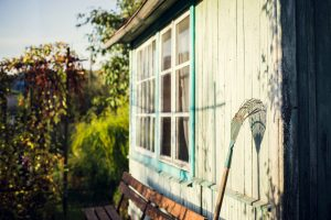 ways to secure your shed